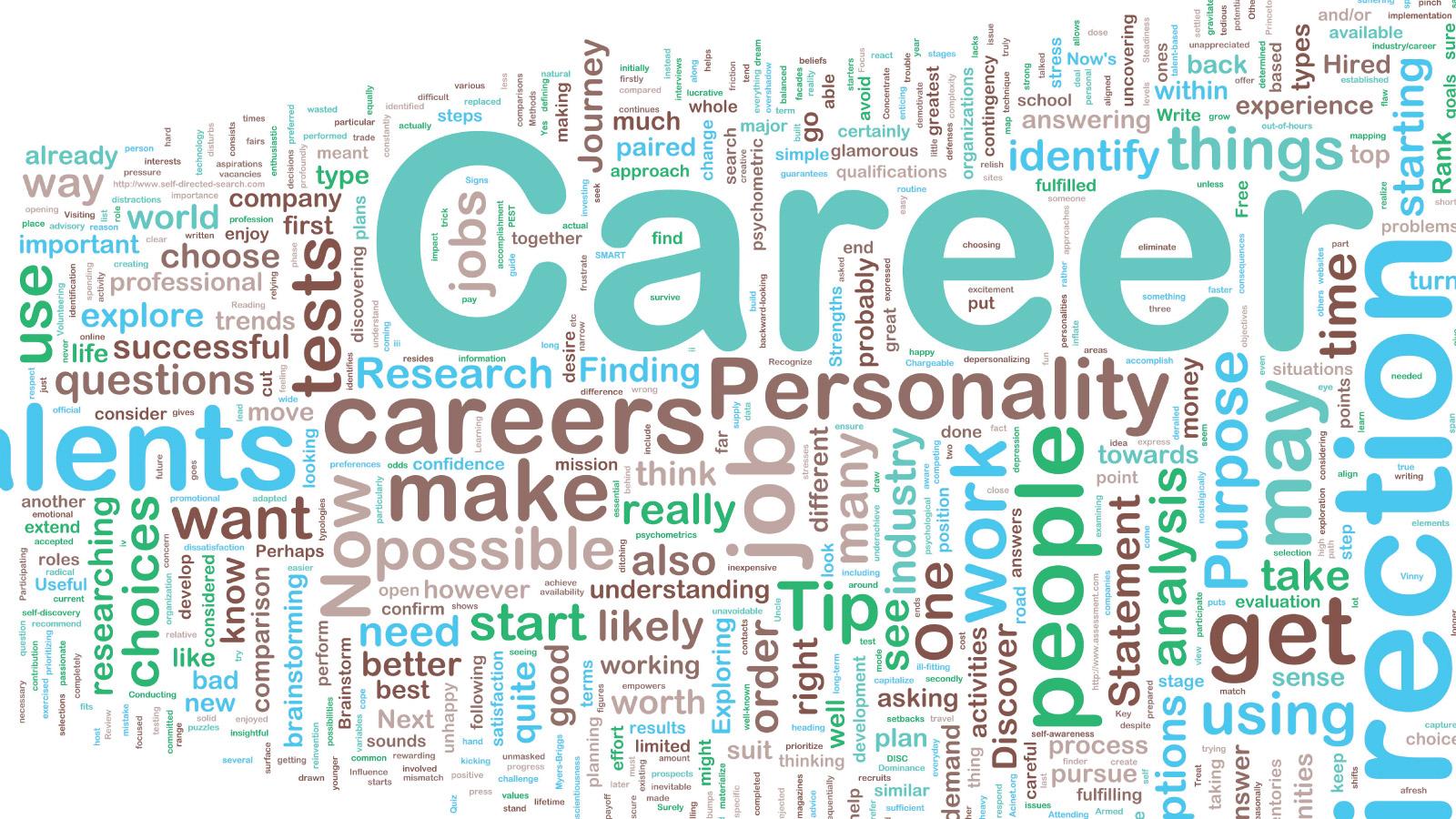MBTI Job Search