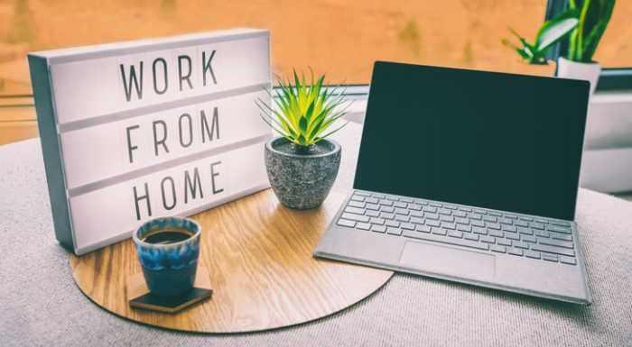 Remote Work From Home